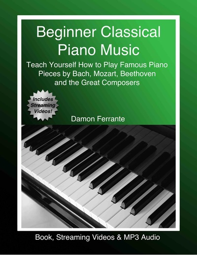 Piano Instruction Books Online Video Lessons Teach Yourself How